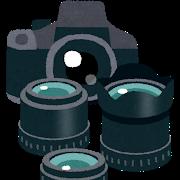 一眼レフカメラとレンズのセット.png